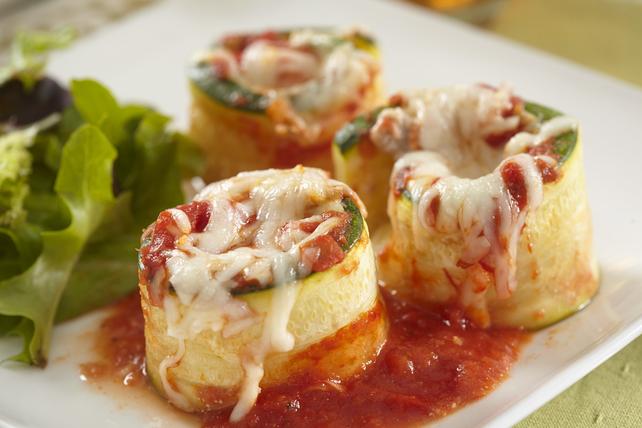 Easy Zucchini Roll-Ups Image 1