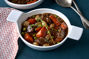 Pressure-Cooked Beef Stew