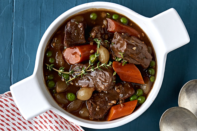 Electric Pressure Cooker Beef Stew Image 1