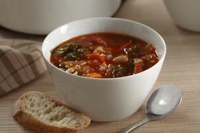 Kale & Barley Soup