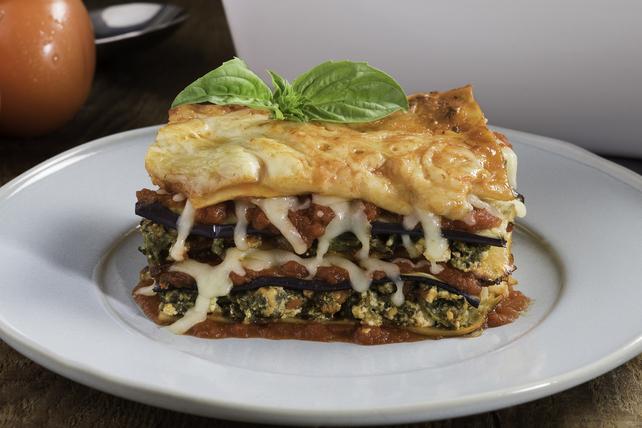 Lasagne d'aubergines all'arrabiata Image 1