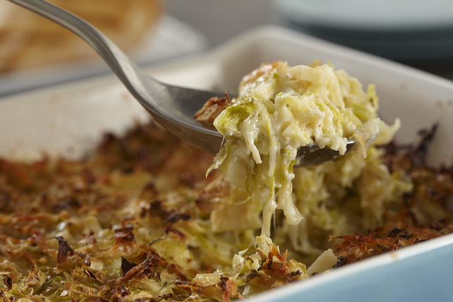 Easy Brussels Sprouts Casserole Image 1