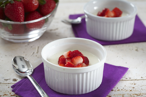 Creamy Panna Cotta with Neufchatel Image 2