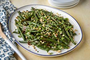 Asian Fresh Green Bean Salad