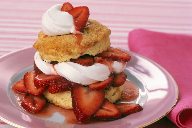 Strawberry Shortcakes Image 1