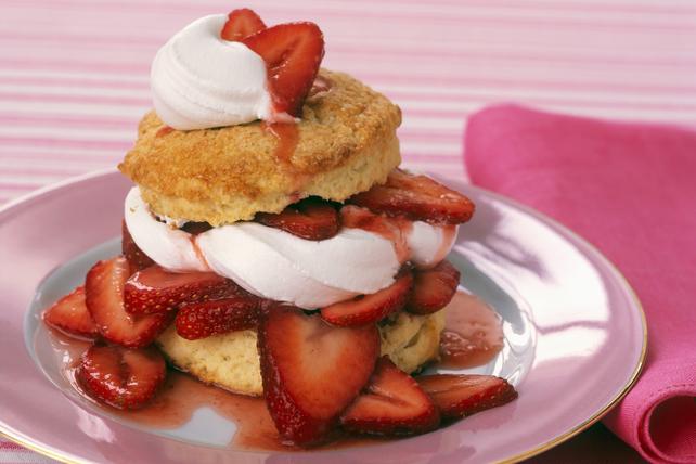 Sablés aux fraises Image 1