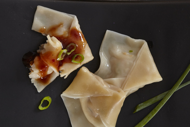 Shrimp Dumplings Recipe Image 1