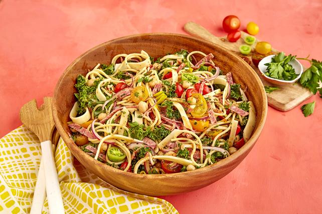 Italian Sub Pasta Salad Image 1