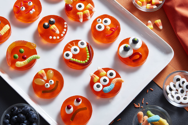 Make-Your-Own JELL-O® Monsters