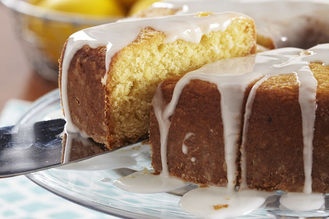 Kraft Recipes Lemon Cake: Glazed Lemon Coffee Cake Recipe