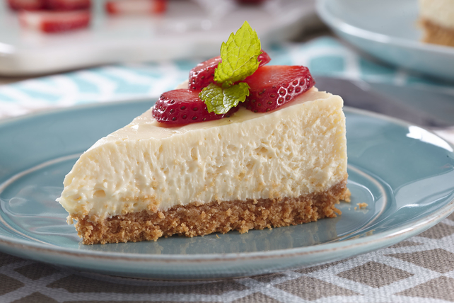 Electric Pressure Cooker Cheesecake