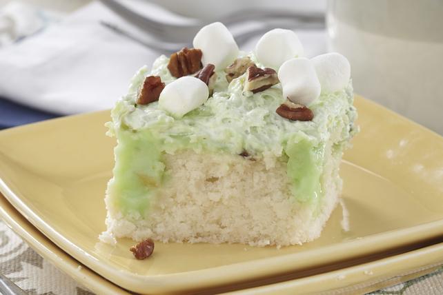 Gâteau à trous aux pistaches Image 1