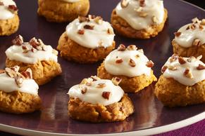Iced Pumpkin Cookies Image 2