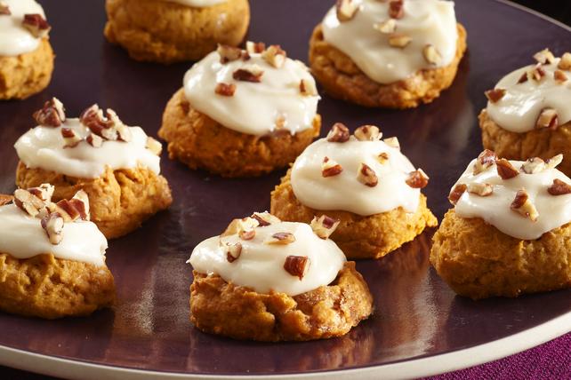 Iced Pumpkin Cookies Image 1