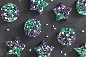 Galaxy Marshmallow RICE KRISPIES TREATS®
