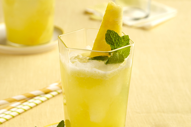 Spicy Pineapple Agua Fresca Image 1