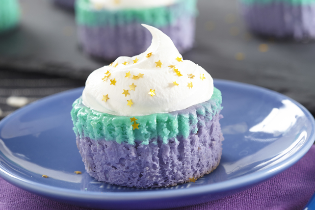 Galaxy Mini Cheesecakes Image 1
