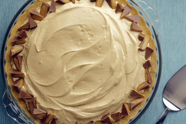 Tarte à la crème au beurre d'arachide Image 1