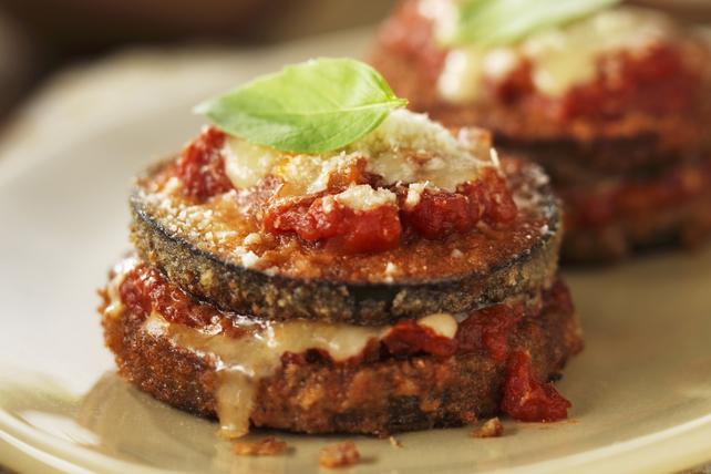 Personal Eggplant Parmesan Image 1