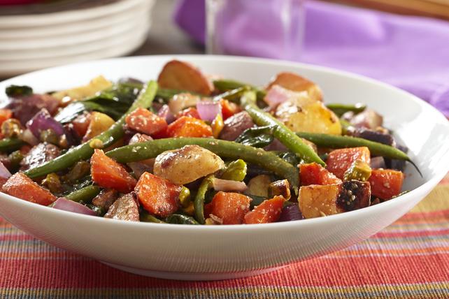Salade de légumes rôtis  Image 1