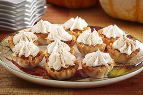 Pumpkin Spice Tartlets Image 2