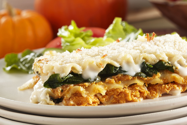 Pumpkin Lasagna Image 1