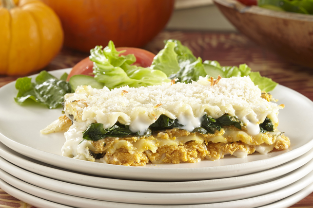 Lasagne à la citrouille Image 1