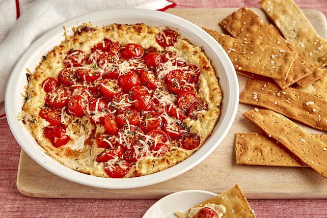 Warm Tomato-Mozzarella Dip Image 1