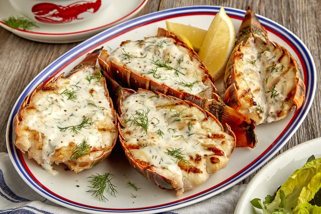 Queues de homard grillées Image 1