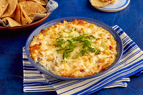 Hot Crab and Corn Dip