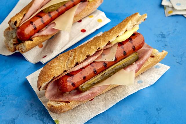 Cuban Hot Dog Image 1