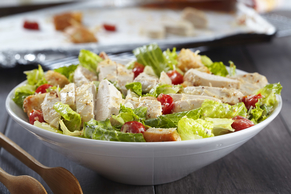 Easy Chicken Caesar Salad