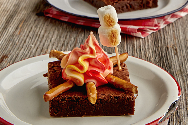 Campfire Brownies Image 1