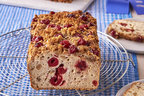 Cherry-Walnut Quick Bread