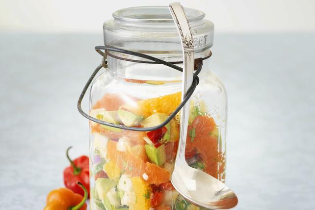 Fresh Citrus-Avocado Salsa Image 1