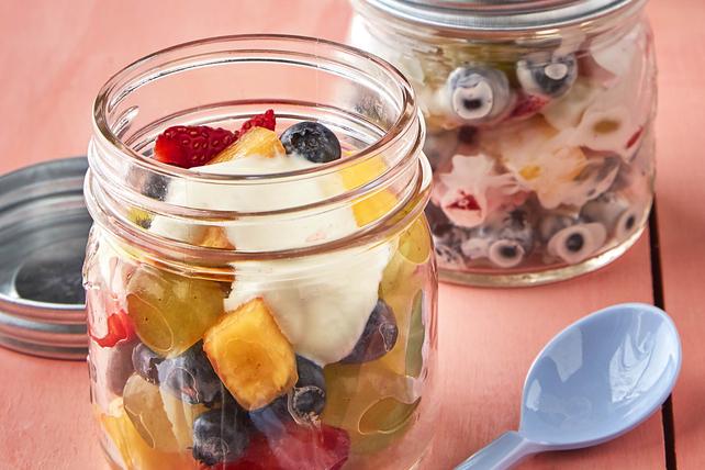 Mason Jar Fruit Salad Image 1
