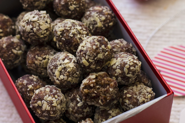 Almond Truffles Image 1