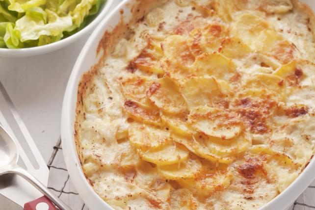 Gratin de pommes de terre à la sriracha  Image 1