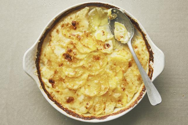 Classic Cheesy Potato Gratin Image 1