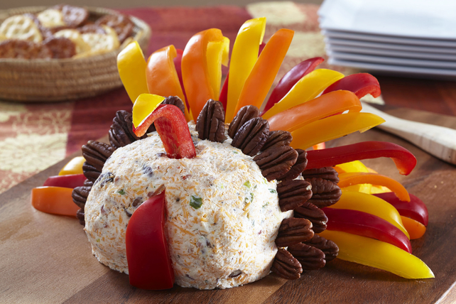 Turkey Cheese Ball Image 1