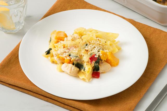 Harvest Chicken Alfredo-Baked Ziti Image 1