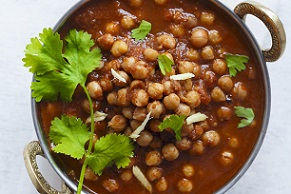 Roasted Tomato-Chickpea Stew
