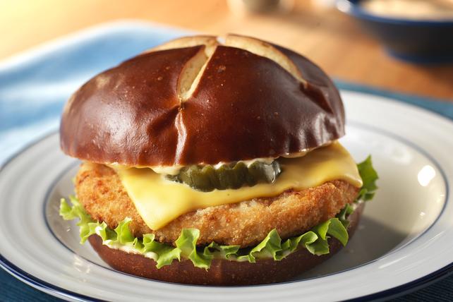 Spicy Jalapeño Chicken Sandwich Recipe Image 1
