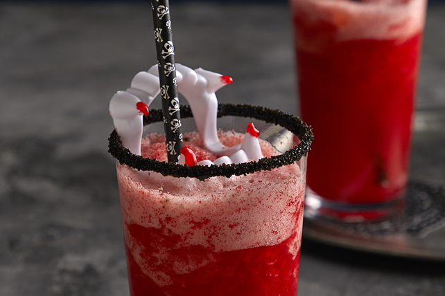 Barbotines «punch de vampire» Image 1