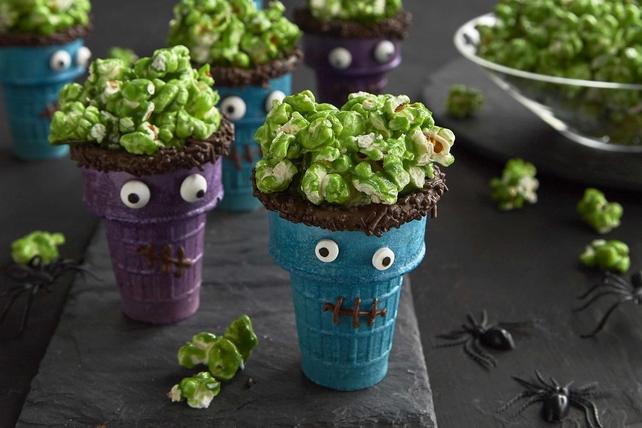 Monster Green Popcorn Image 1
