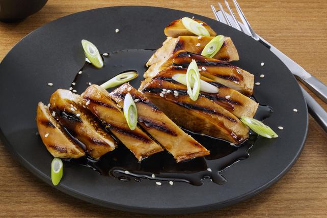Poulet teriyaki grillé Image 1