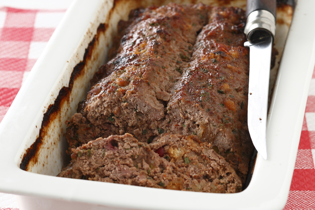 Pain de viande à la sauce chili  Image 1