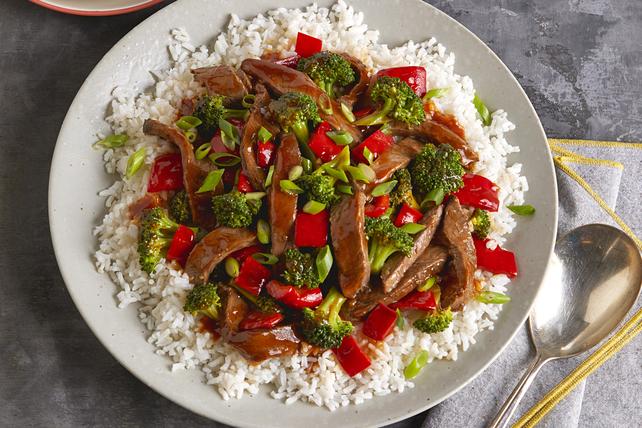 Beef & Broccoli Stir-Fry Image 1