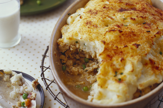 Turkey & Veggie Shepherd's Pie Image 1