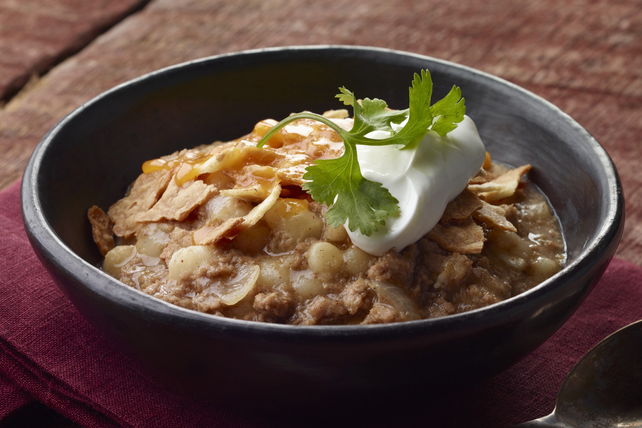 Tex-Mex Chicken and White Bean Chili Image 1